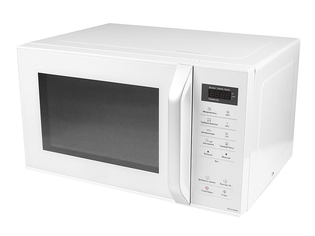 Фото - Микроволновая печь Panasonic NN-ST34HWZPE микроволновая печь panasonic nn sm221w