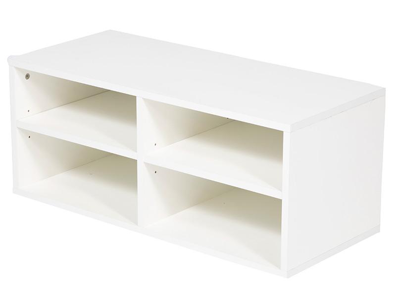 Обувница Vental Бен-2 White