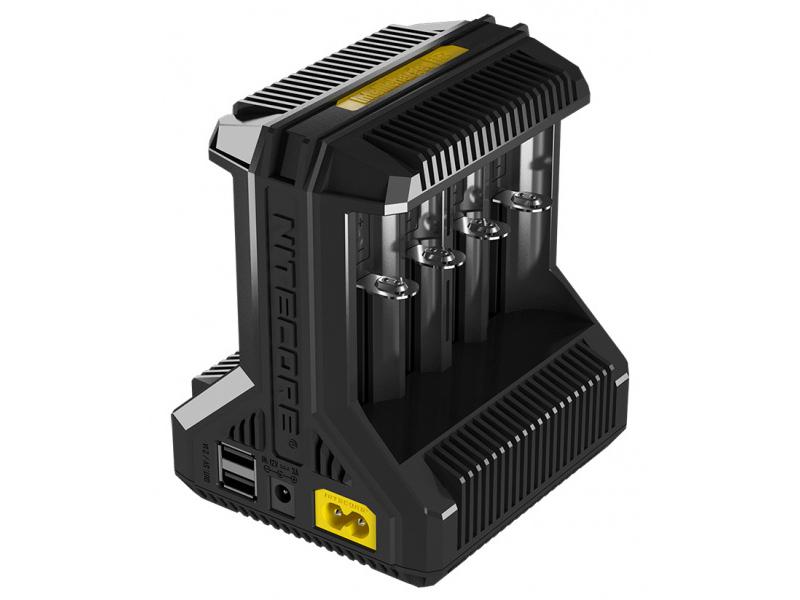 Зарядное устройство Nitecore I8 16613 / 1390125