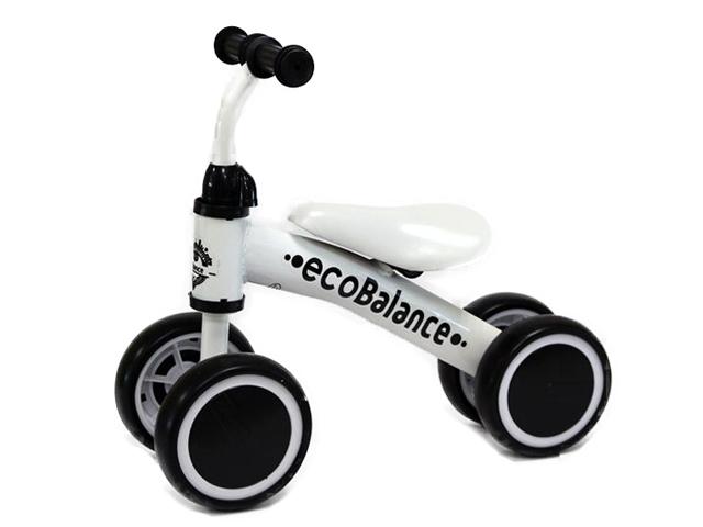 Беговел EcoBalance Baby White