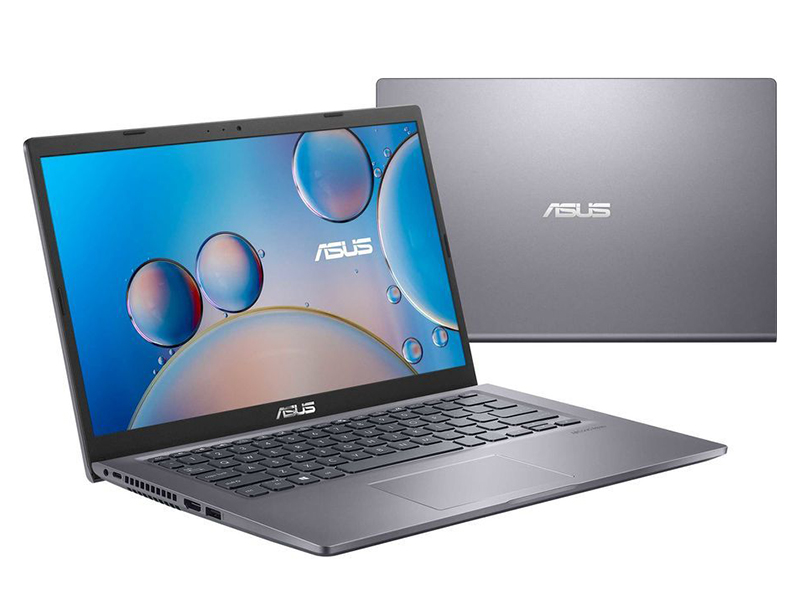 Ноутбук ASUS X415MA-EK052 90NB0TG2-M03030 (Intel Pentium N5030 1.1Ghz/4096Mb/128Gb SSD/Intel UHD Graphics 605/Wi-Fi/Bluetooth/Cam/14/1920x1080/No OS)
