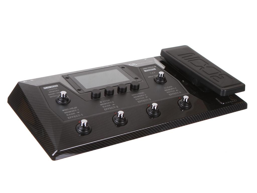 Гитарный процессор Zoom G6