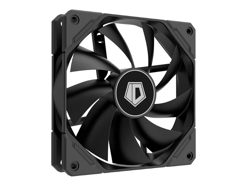 Вентилятор ID-Cooling Fan TF-12025-BLACK 120mm