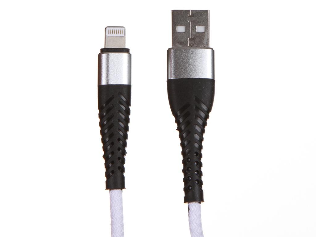 Фото - Аксессуар WIIIX USB - Lightning 1m White CB725-U8-10W аксессуар wiiix usb lightning 1m white cb 716 u8 1 0 w
