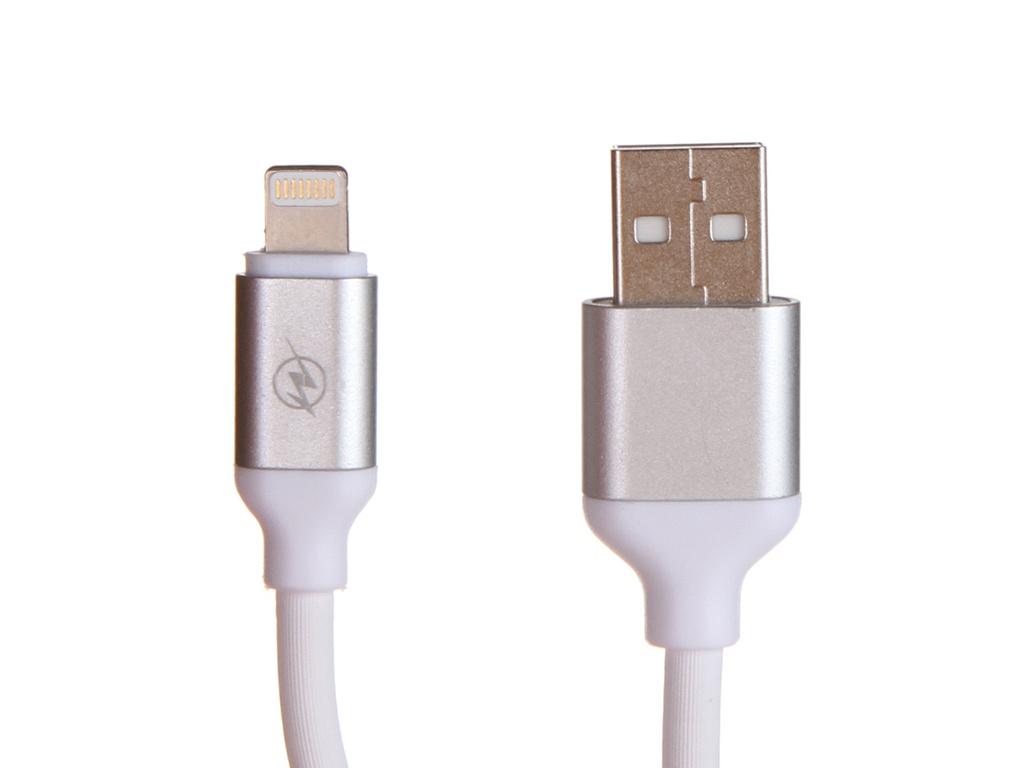 Фото - Аксессуар WIIIX USB - Lightning 1m Silver CB120-U8-10W аксессуар wiiix usb lightning 1m white cb 716 u8 1 0 w
