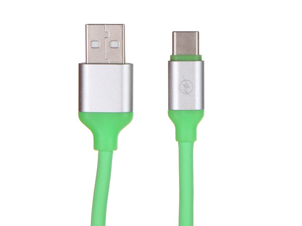 Фото - Аксессуар WIIIX USB - Type-C 1m Green CB120-UTC-10GN аксессуар wiiix usb type c 1m red cb340 utc 10r