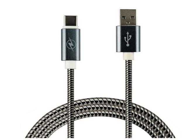 Фото - Аксессуар WIIIX USB - Type-C 1m Black CB520-UTC-10B аксессуар wiiix usb type c 1m red cb340 utc 10r
