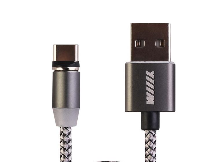 Аксессуар WIIIX USB - Type-C 1m Grey CBM980-UTC-10GY аксессуар vipe usb type grey vptypeccblcopgrey