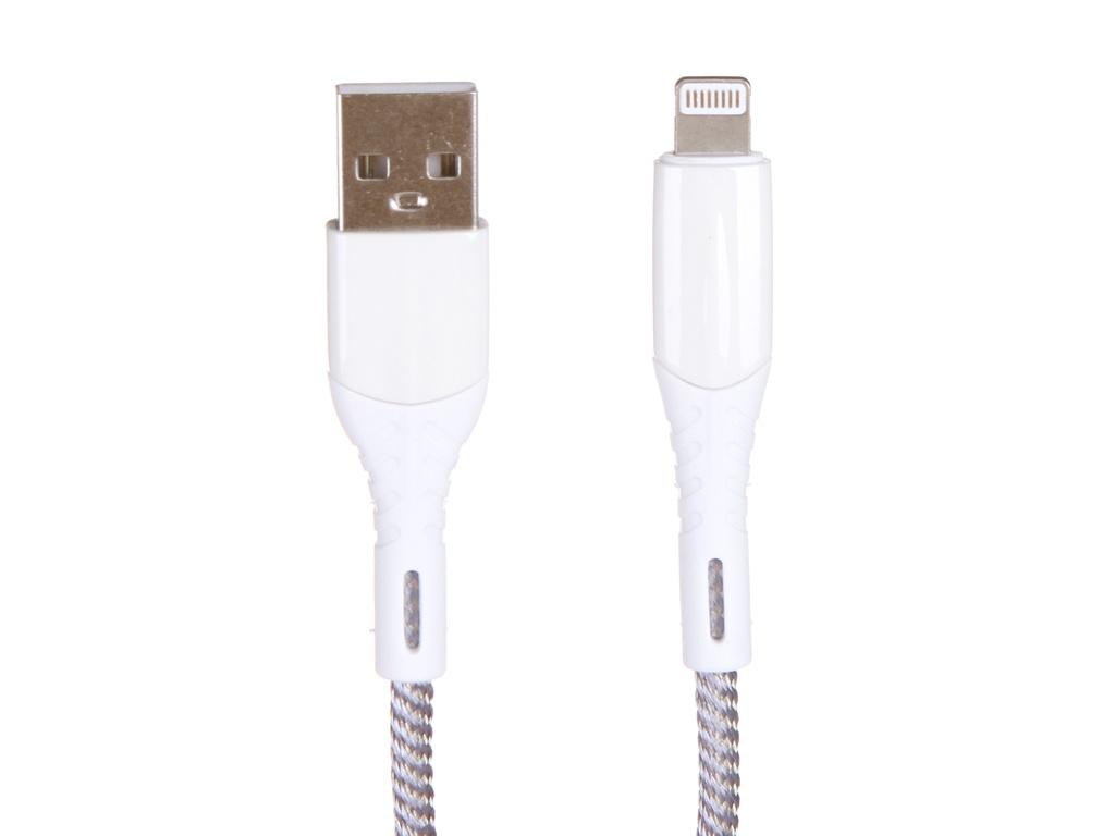 Фото - Аксессуар WIIIX USB - Lightning 1m White CB-716-U8(1.0)-W аксессуар wiiix usb lightning 1m white cb 716 u8 1 0 w