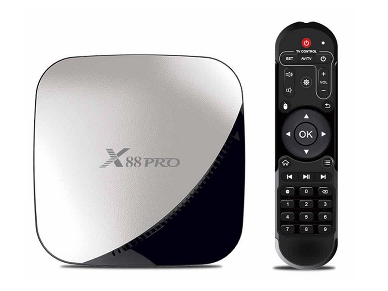 Медиаплеер DGMedia X88 Pro RK3318 4Gb/64Gb 15157