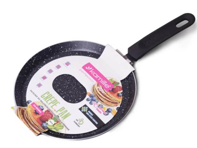 Сковорода Kamille 24cm KM-0620MR