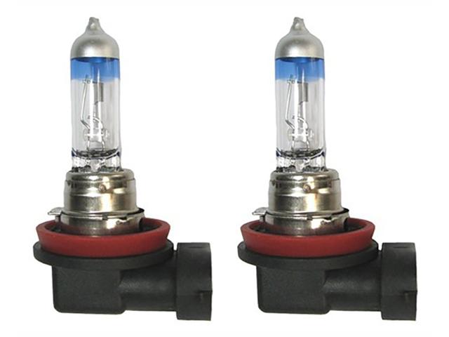 Лампа Tungsram H11 12V 55W PGJ19-2 Megalight Ultra +90 2шт 53110SXU