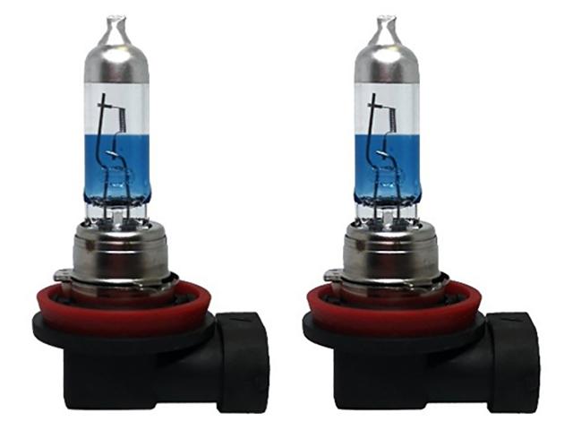 Лампа Tungsram H11 12V 55W PGJ19-2 Megalight Ultra +150 2шт 53110NXNU
