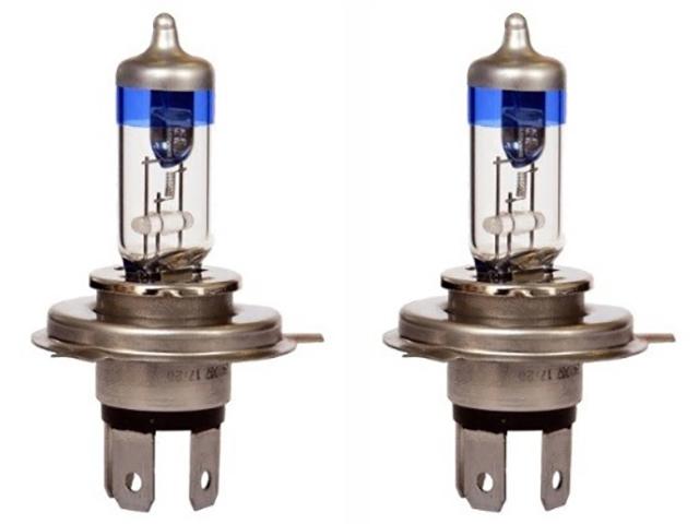 Лампа Tungsram H4 12V 60/55W P43t Megalight Ultra +120 (2шт) 50440SNU PB2