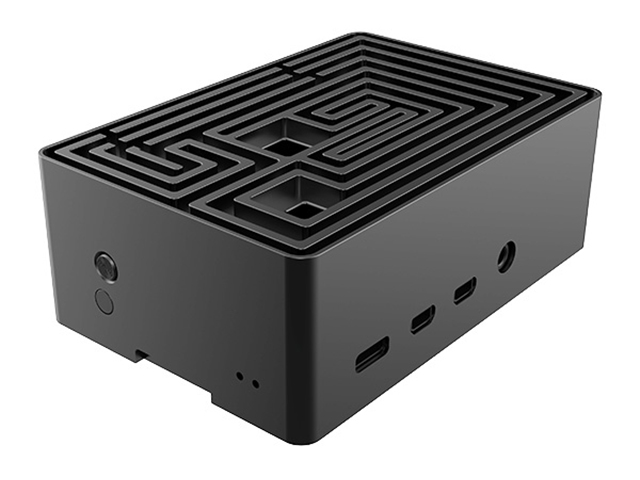 Корпус для Raspberry Pi 4 Akasa A-RA10-M1B