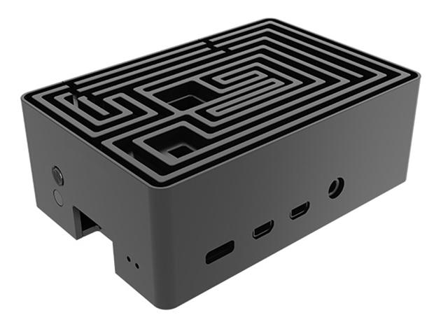 Корпус для Raspberry Pi 4 Akasa RA10 MazePro A-RA10-M2B