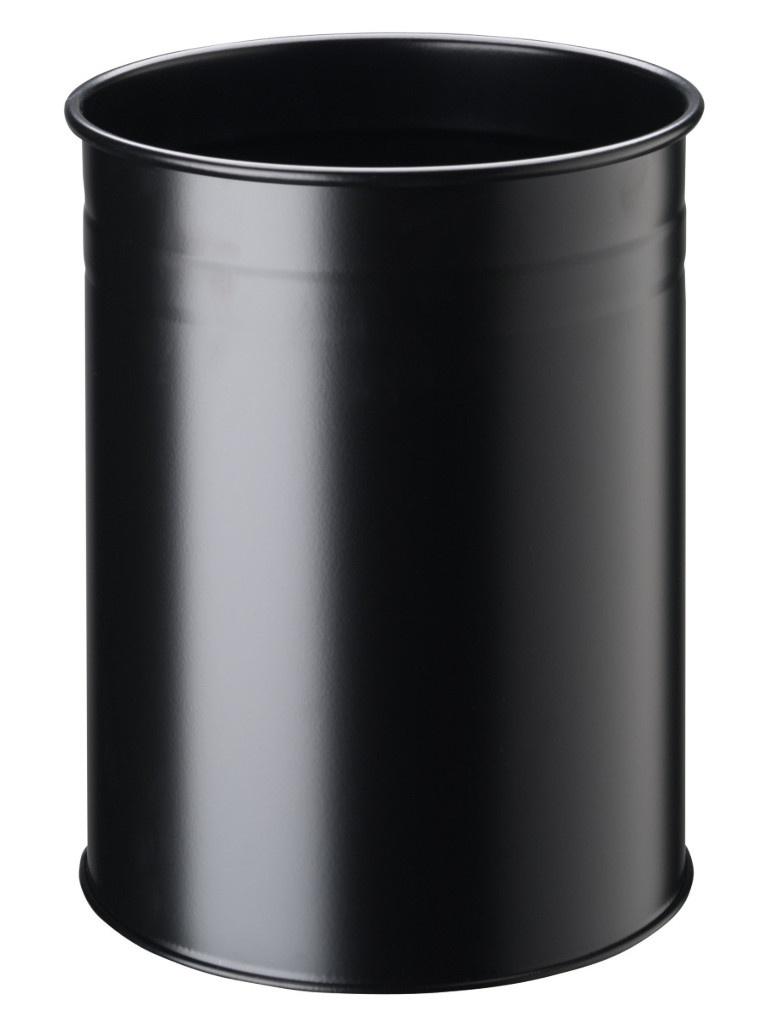 Мусорное ведро Durable 15L Black 330401