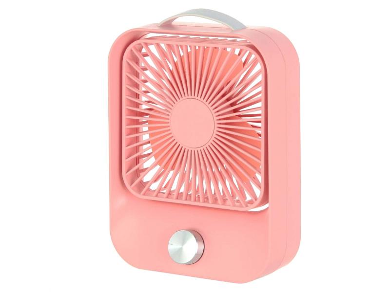 Вентилятор от USB Rombica NEO Flow Pink