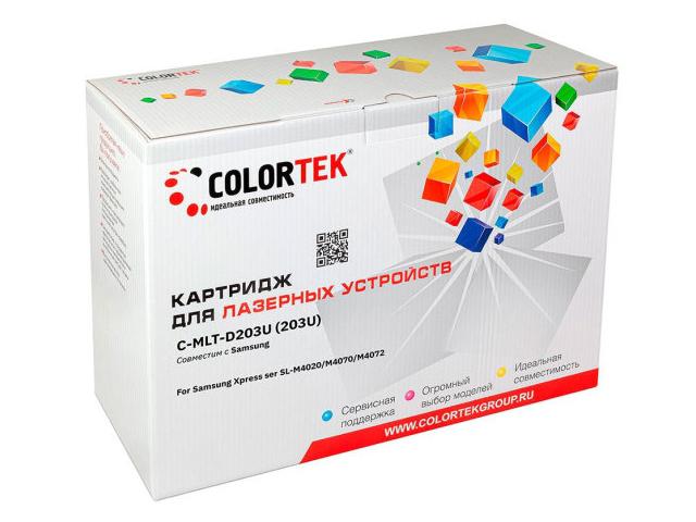 Картридж Colortek (схожий с Samsung MLT-D203U) для Samsung SL-M4020/M4070