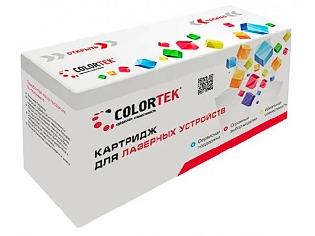 Фото - Картридж Colortek (схожий с HP CE400X/507X) Black для HP CLJ M551n/551dn картридж hp ce400x 507x для clj color m551 series black черный