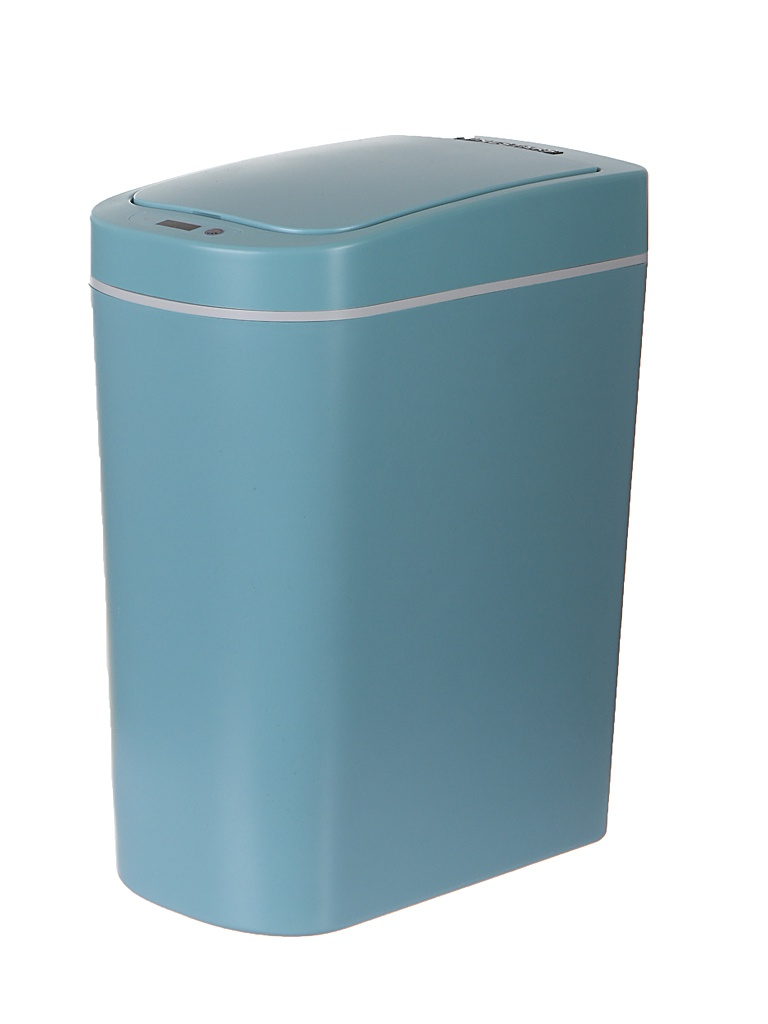 Мусорное ведро Xiaomi Ninestars Waterproof Sensor Trash Can 7L DZT-7-2S Green