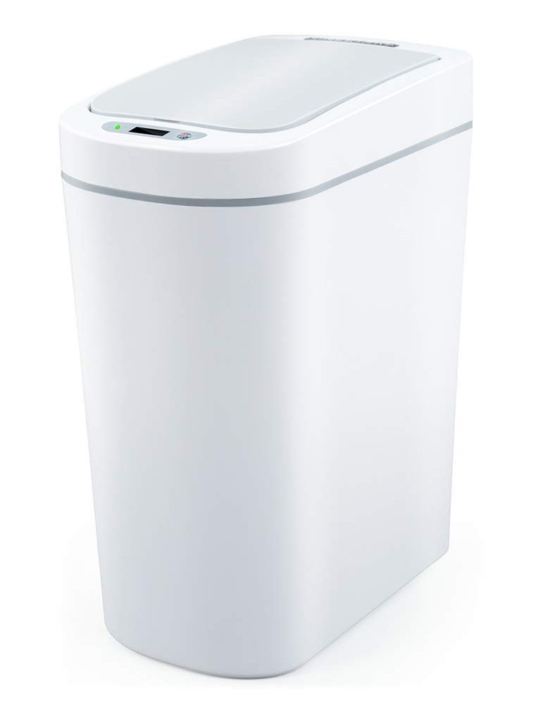 Мусорное ведро Xiaomi Ninestars Waterproof Sensor Trash Can 7L DZT-7-2S White