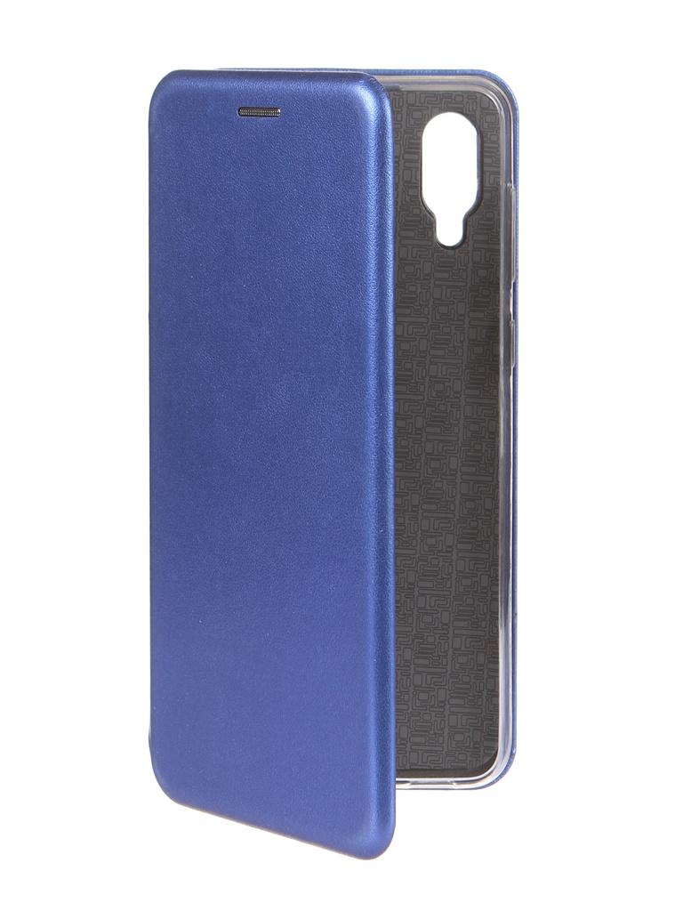 Фото - Чехол Zibelino для Samsung A02 Book Blue ZB-SAM-A02-BLU чехол zibelino для samsung m31s m317 book blue zb sam m31s blu