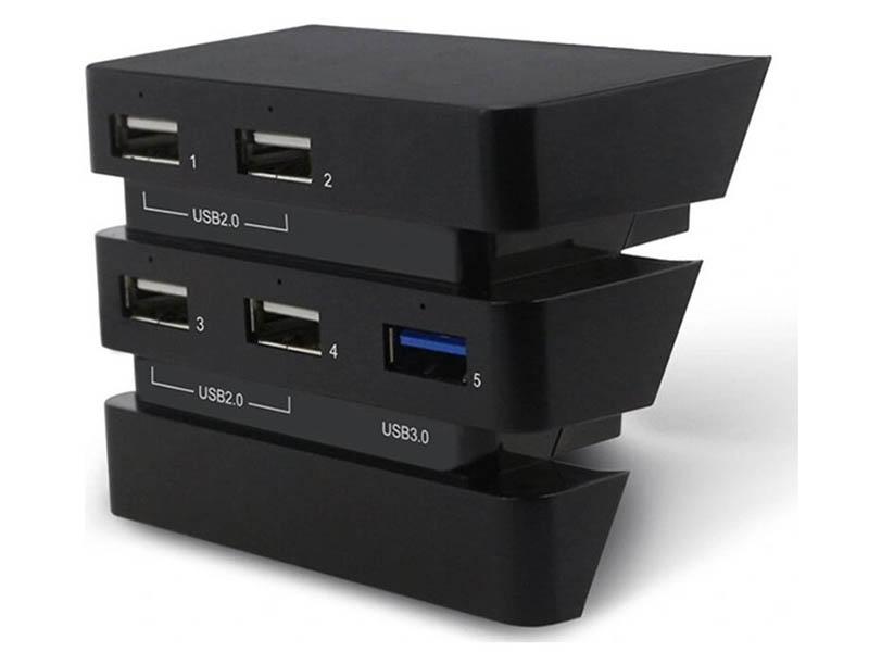 Хаб USB Dobe для Playstation 4 TP4-832