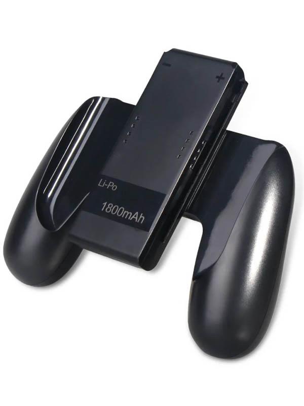 Подзаряжающий держатель Dobe для N-Switch Joy-Con TNS-873