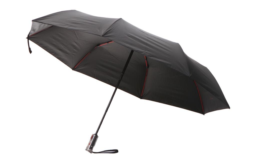 Зонт Xiaomi KongGu Auto Folding Umbrella Black-Red