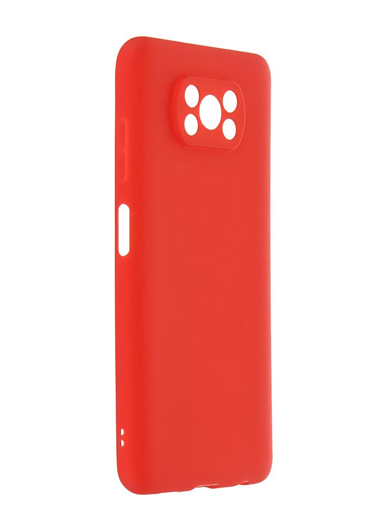 Чехол Red Line для Xiaomi Poco X3 / Pro Utimate УТ000025370