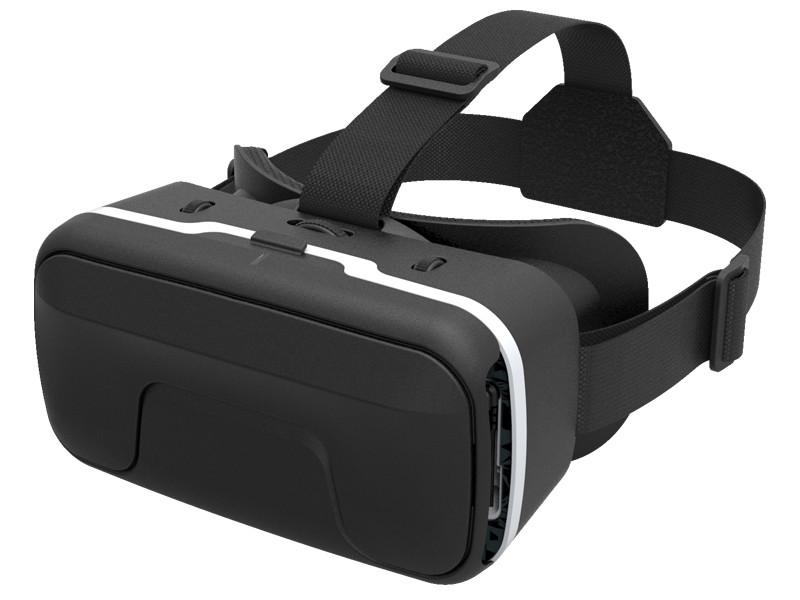 Фото - Очки виртуальной реальности Ritmix RVR-200 Black очки whitelab с з whitelab tour black s4