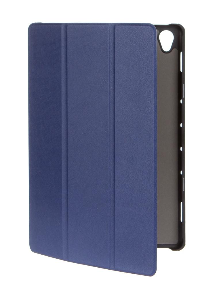 Чехол Red Line для Huawei MediaPad M6 10.8 Blue УТ000022969