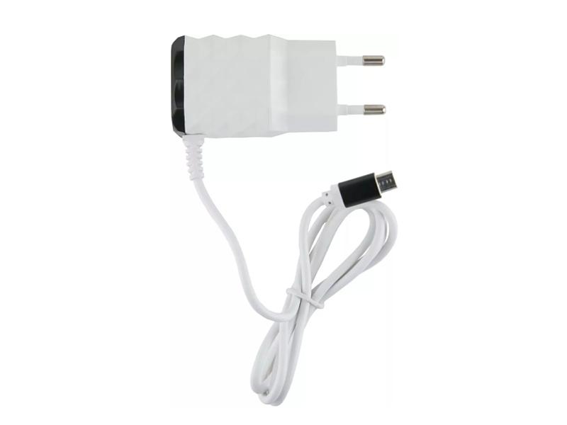 Зарядное устройство Red Line NC-2.1AC 2xUSB + MicroUSB 2.1A Black УТ000023170 зарядное устройство red line nc 2 1ac micro usb red