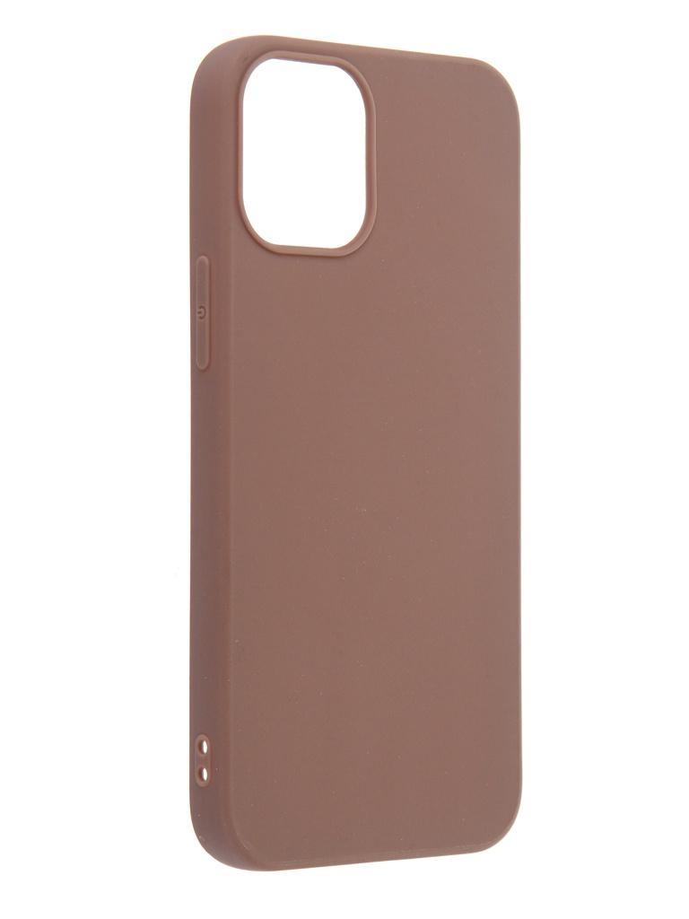 Чехол Red Line для APPLE iPhone 12 Mini Brown УТ000022220