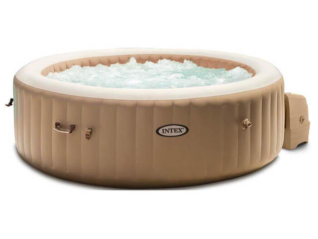 Бассейн Intex Bubble Massage 145/196х71cm 28426