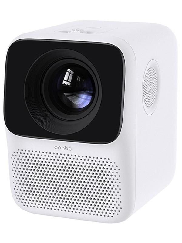 Фото - Проектор Xiaomi Wanbo Projector T2 Max проектор xiaomi mi smart compact projector m055mgn бело серый wi fi [x24812]