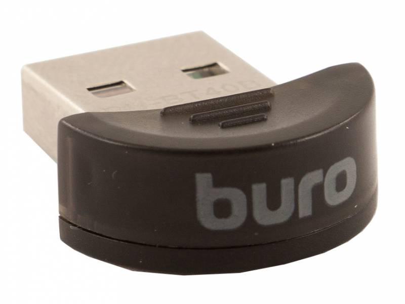 Bluetooth передатчик Buro USB 4.0 + EDR Class 1.5 20m BU-BT40B
