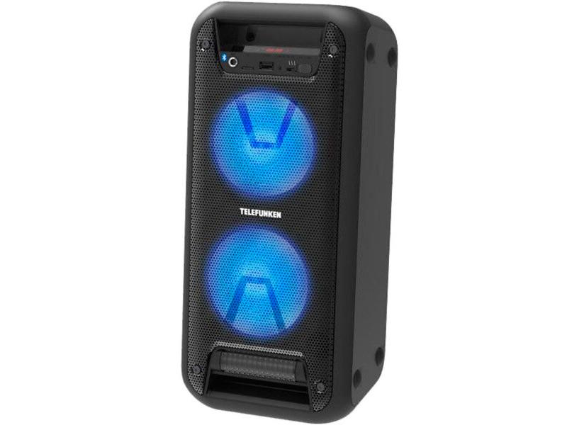 Колонка Telefunken TF-PS2206 Black