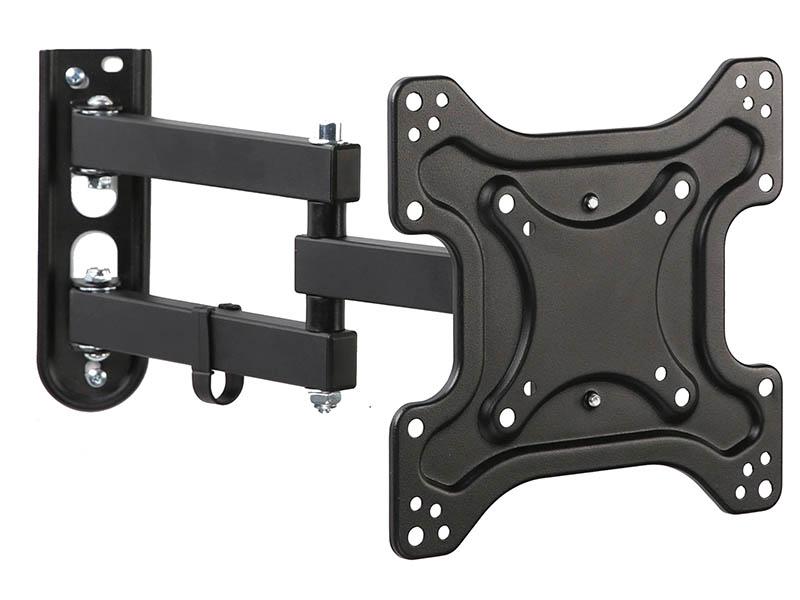 Кронштейн Hama R1 118155 (до 25кг) Black