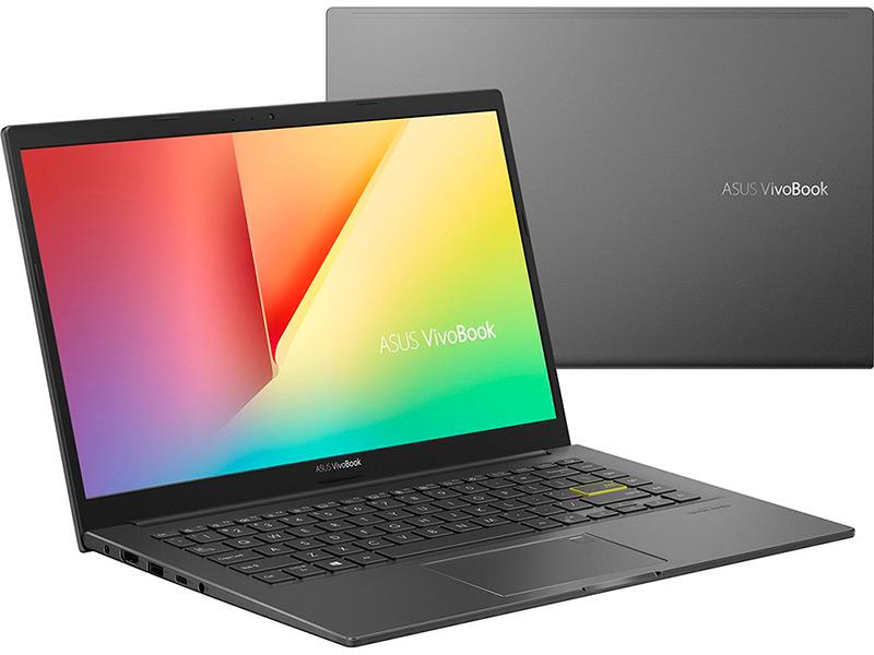 Ноутбук ASUS VivoBook K413EA 90NB0RLF-M02400 Выгодный набор + серт. 200Р!!! (Intel Core i3-1115G4 3.0 GHz/8192Mb/256Gb SSD/Intel UHD Graphics/Wi-Fi/Bluetooth/Cam/14.0/1920x1080/Windows 10 Home 64-bit) ноутбук lenovo yoga slim 7 15iil05 82aa0029ru выгодный набор серт 200р intel core i5 1035g4 1 1 ghz 8192mb 256gb ssd intel iris plus graphics wi fi bluetooth cam 15 6 1920x1080 windows 10 home 64 bit
