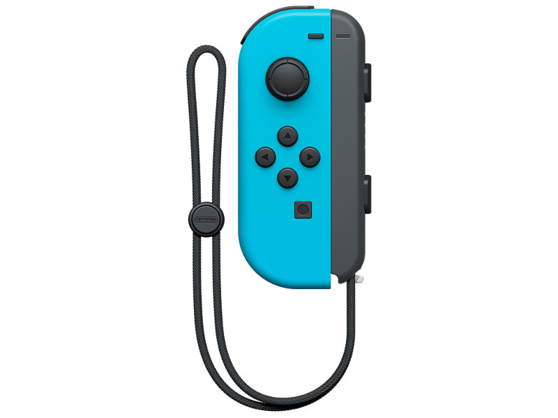 Контроллер Nintendo Joy-Con Левый Neon Blue