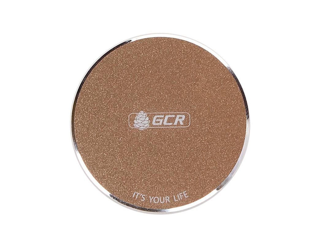 Пластина для магнитных автомобильных держателей GCR Beige GCR-53059