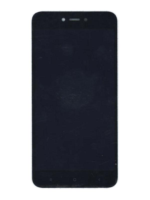 Фото - Дисплей Vbparts для Xiaomi Redmi Note 5 Pro матрица в сборе с тачскрином Black 061220 дисплей rocknparts для xiaomi redmi note 8 в сборе с тачскрином black 727933