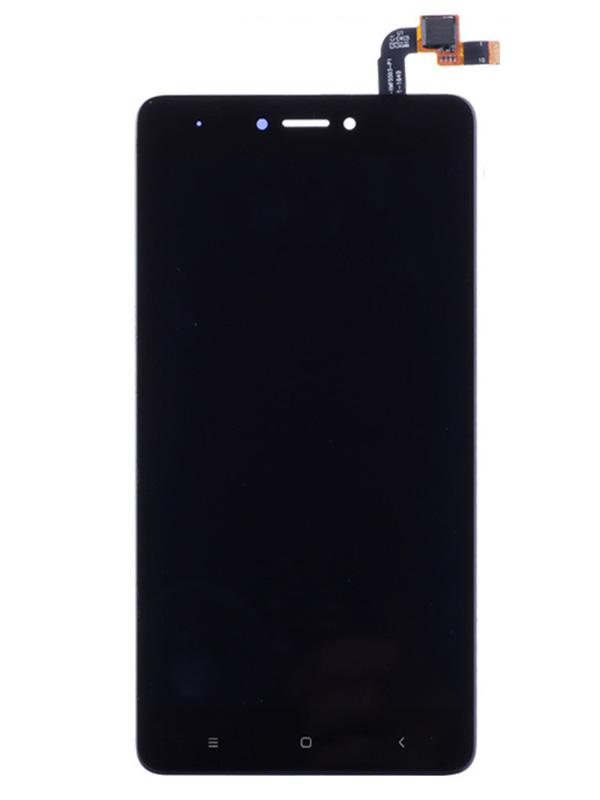 Фото - Дисплей Vbparts для Xiaomi Redmi Note 4X матрица в сборе с тачскрином Black 018450 дисплей rocknparts для xiaomi redmi note 8 в сборе с тачскрином black 727933