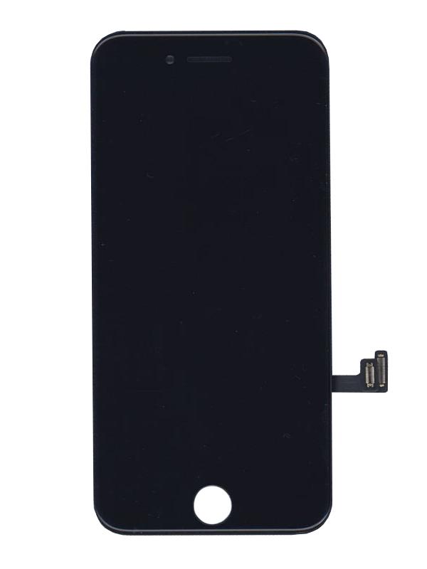 Дисплей Vbparts для APPLE iPhone 7 в сборе с тачскрином (Foxconn) Black 058724