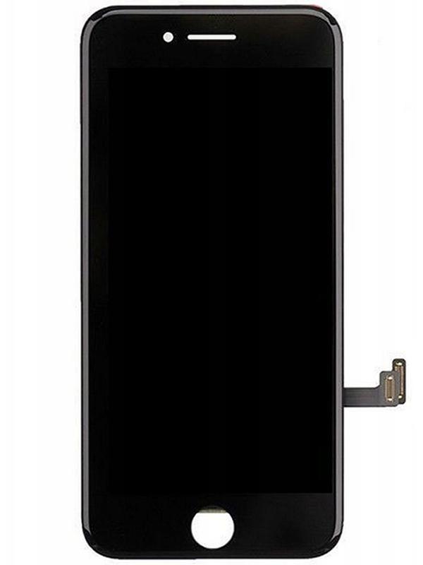 Дисплей Vbparts для APPLE iPhone 7 в сборе с тачскрином (Hancai) Black 060390