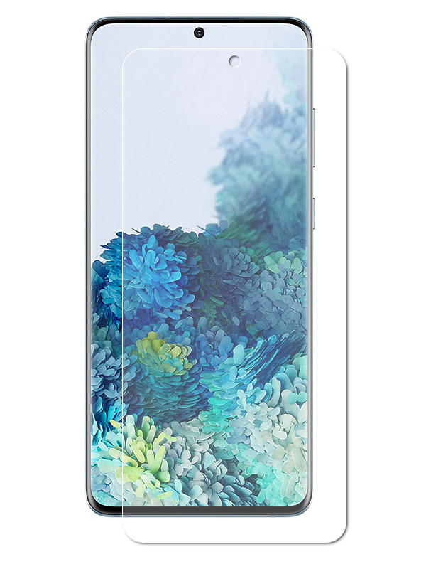 Антивандальное стекло Palmexx для Samsung Galaxy S20 Ultra UltraFit Deluxe PX/UFITD-SAM-S20U