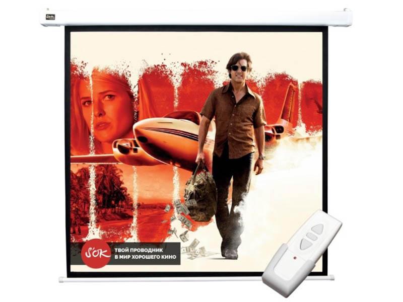 Фото - Экран Sakura Cinema S-OK 183x183cm 1:1 SCPSM-183x183 ревербератор liang yun ly1 ok
