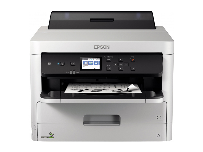 Фото - Принтер Epson WorkForce Pro WF-M5299DW C11CG07401 принтер epson workforce pro wf 6090dw c11cd47301 a4